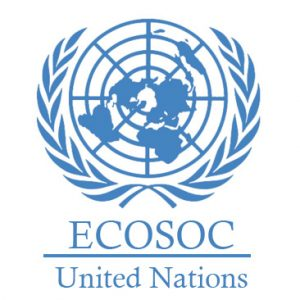 ecosoc naciones unidas united nations